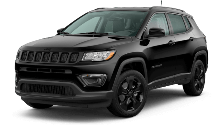 2019 jeep compass altitude black