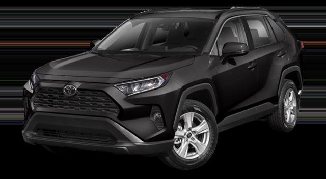 2019 Toyota RAV4 Black