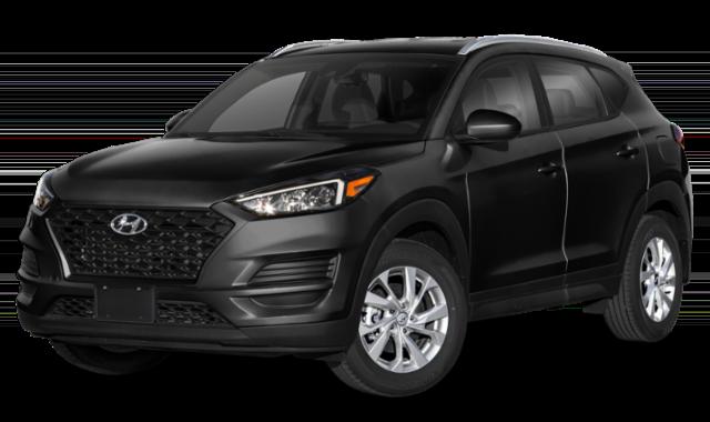 2020 Hyundai Tucson comparison image thumbnail