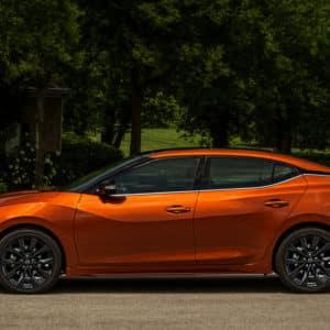 2020 Nissan Maxima Exterior