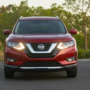 2020 Nissan Rogue Exterior