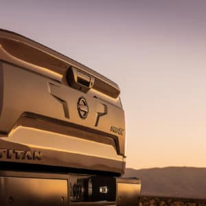 2020 Nissan TITAN PRO-4X | Ancira Nissan