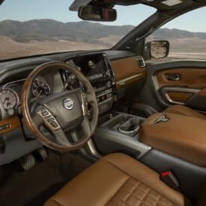 2020 Nissan TITAN Platinum Reserve | Ancira Nissan