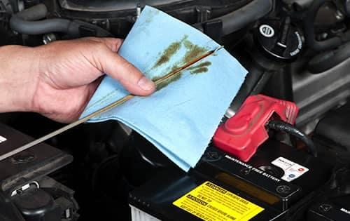 Nissan Oil change specials in San Antonio TX