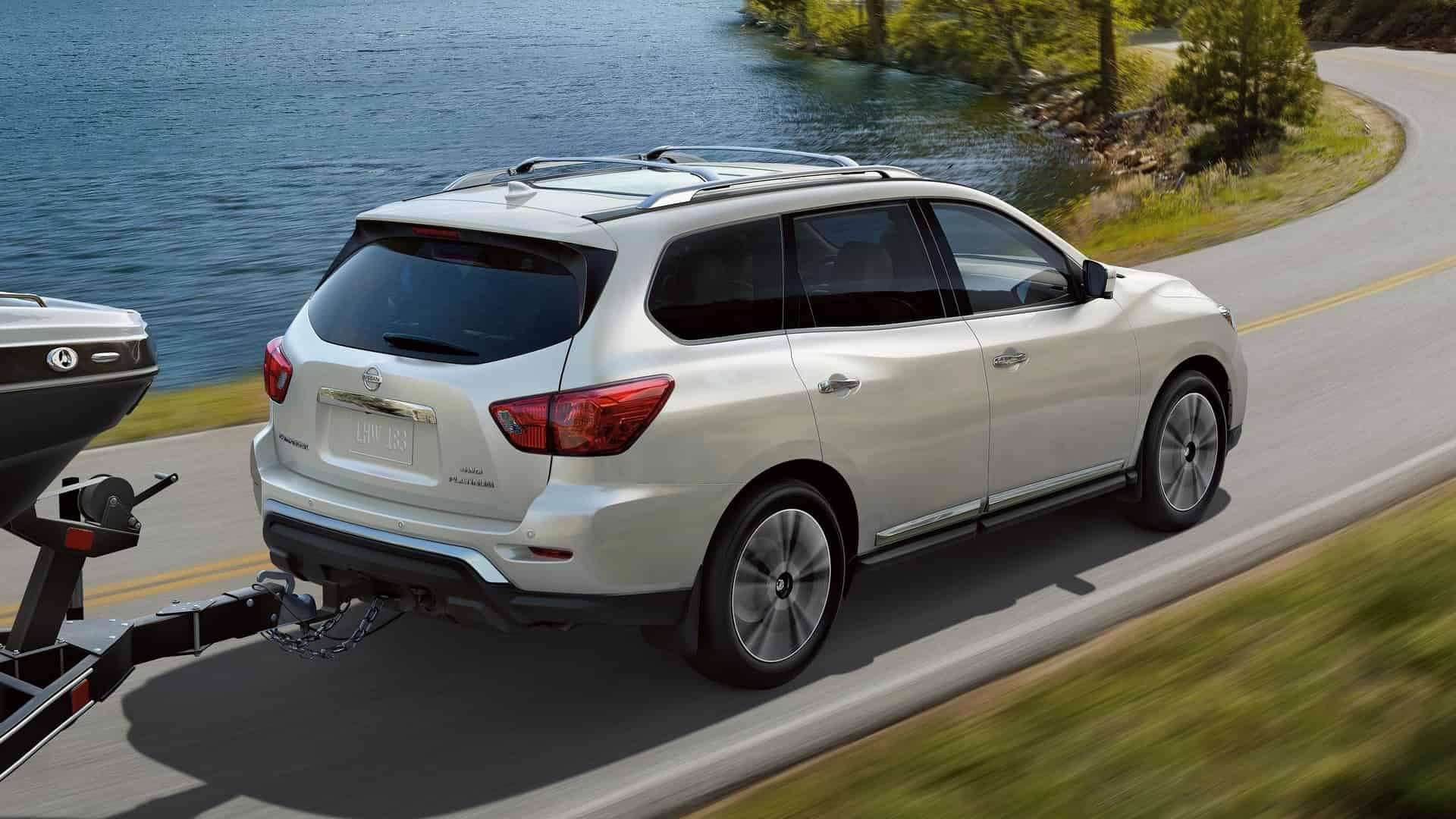 What's new with the 2020 Nissan Pathfinder near Boerne TX