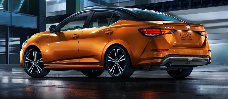 Request a 2020 Nissan Sentra Quote in San Antonio TX