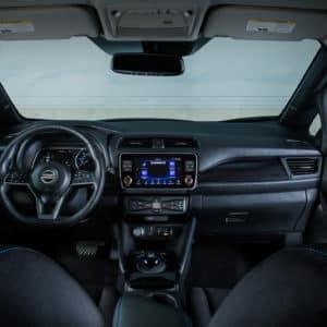 2020 Nissan Nissan LEAF