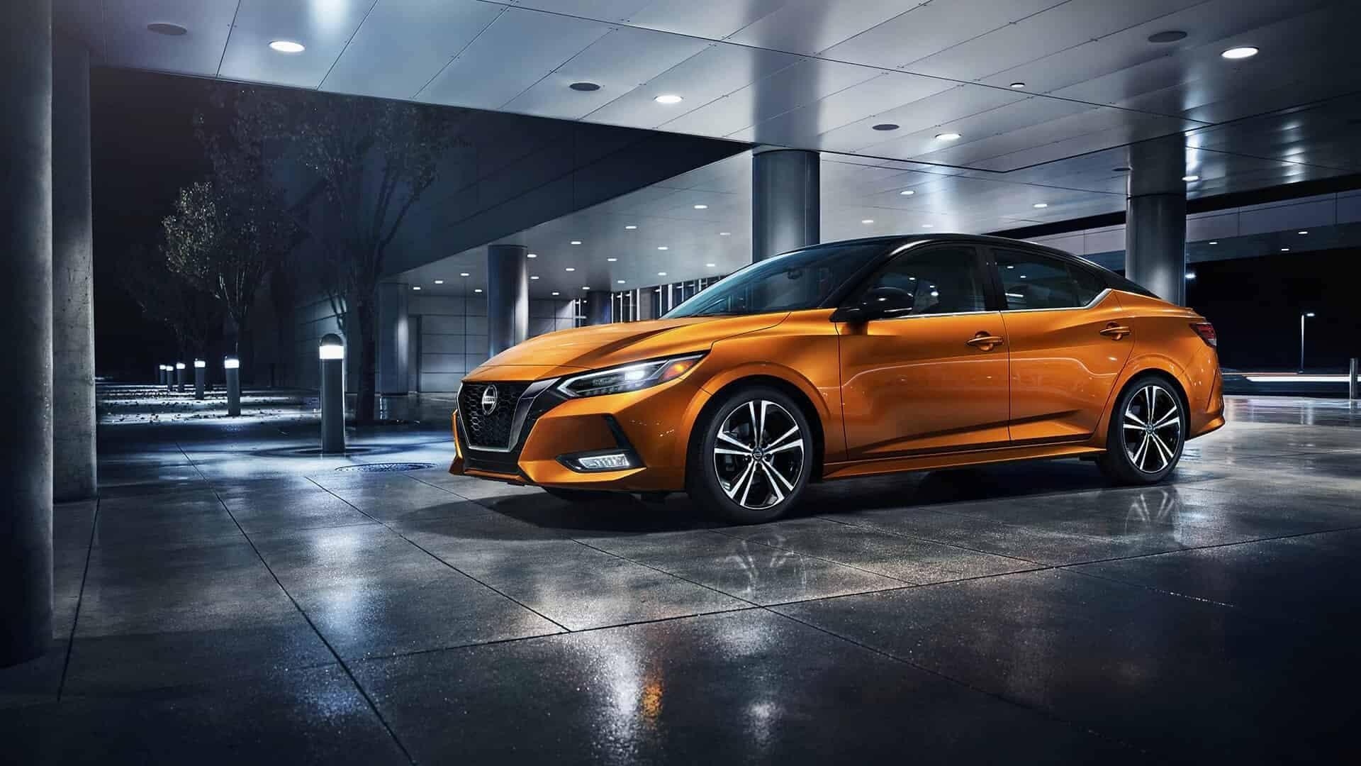 2020 Nissan Sentra quotes in San Antonio TX