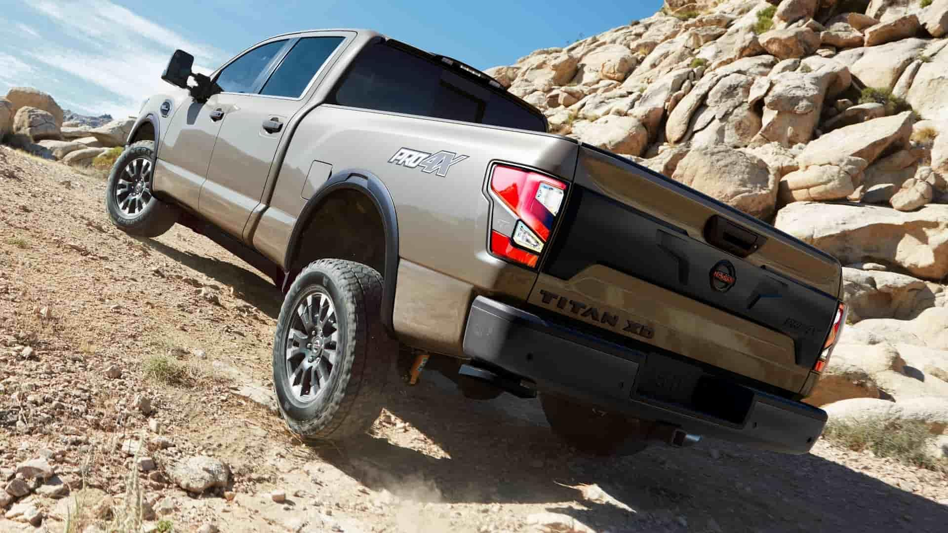 Learn More About the 2020 Nissan Titan at Ancira Nissan
