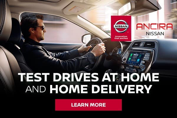 Test Drives At Home And Home Delivery in San Antonio TX