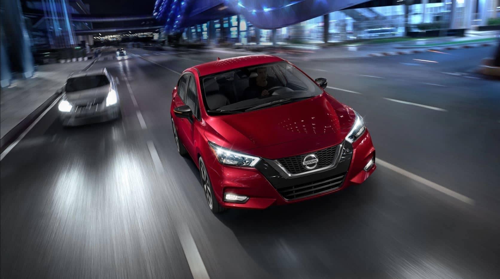 Purchase a Car Online 2020 Nissan Versa Near Boerne TX