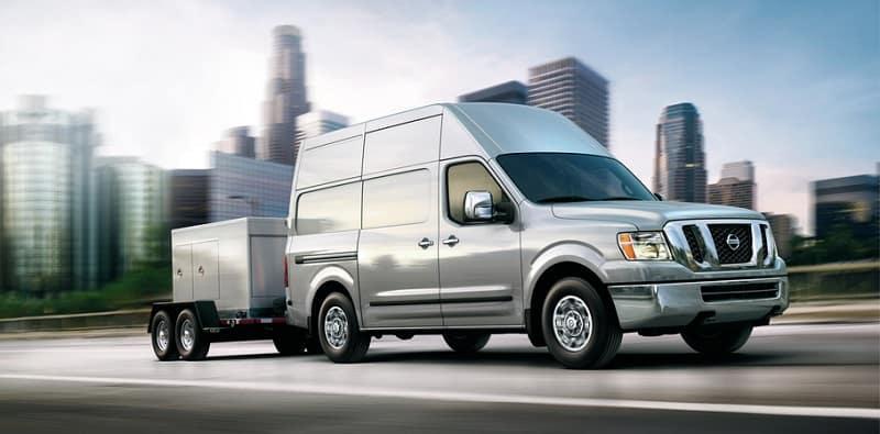 Nissan NV Cargo Vans specials in San Antonio TX