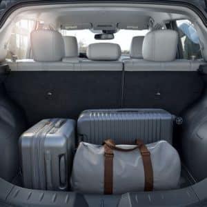 2021 Nissan Leaf Cargo