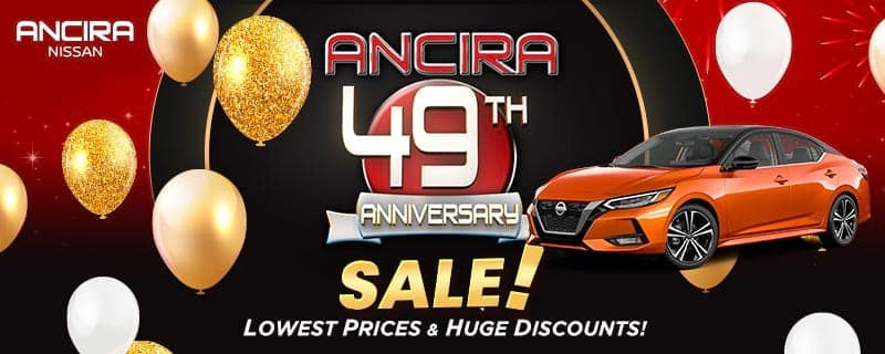 49th Anniversary Ancira Nissan