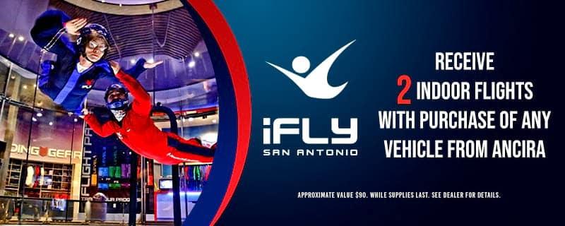iFly Ancira Nissan San Antonio
