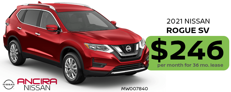 2021 Nissan Rogue for sale in San Antonio near Boerne - Ancira Nissan
