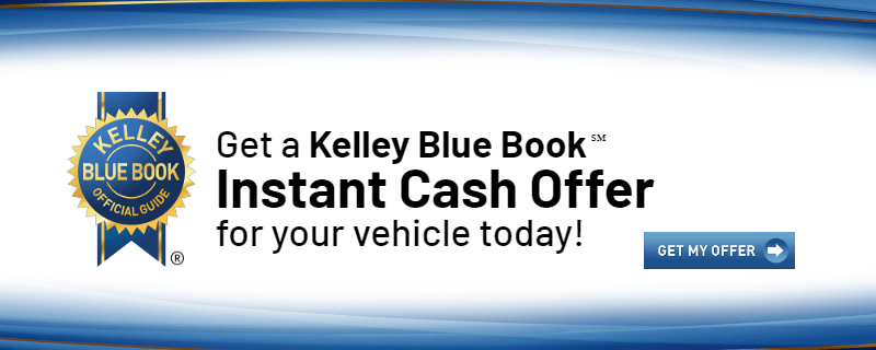 Kelley Blue Book Instant Cash Offer at Ancira Nissan