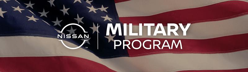 Ancira Nissan Military Program