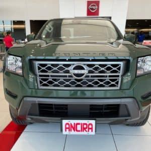 2022 Nissan Frontier Ancira Midnight Edition