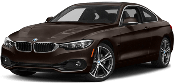 BMW 4 Series Coupe Front Exterior