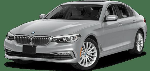 BMW 5 Series Sedan Front Exterior