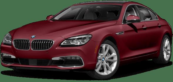 BMW 6 Series Gran Turismo Front Exterior