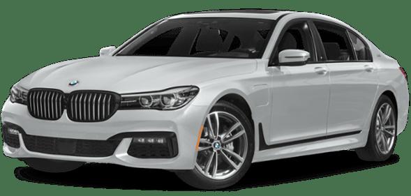 BMW 7 Series Sedan Front Exterior