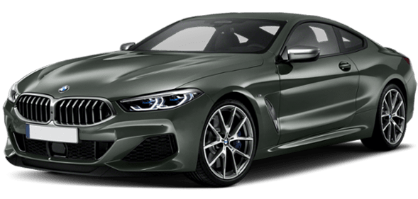 BMW 8 Series Coupe Front Exterior