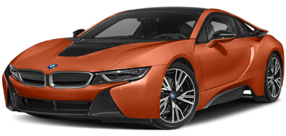 BMW i8 Coupe Front Exterior