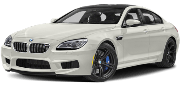 BMW M Series Sedan Front Exterior