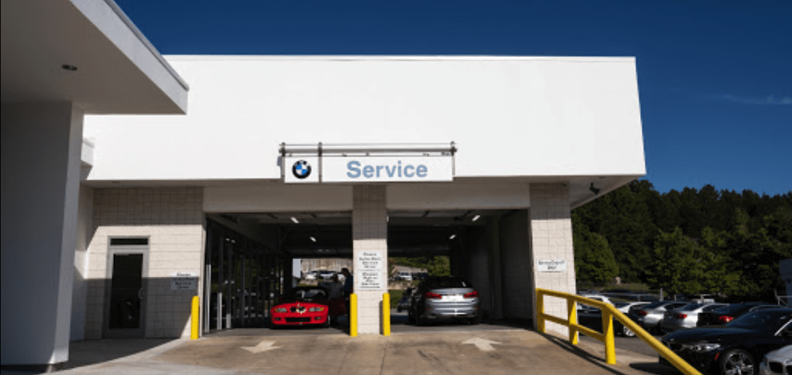 BMW Service Center in Athens