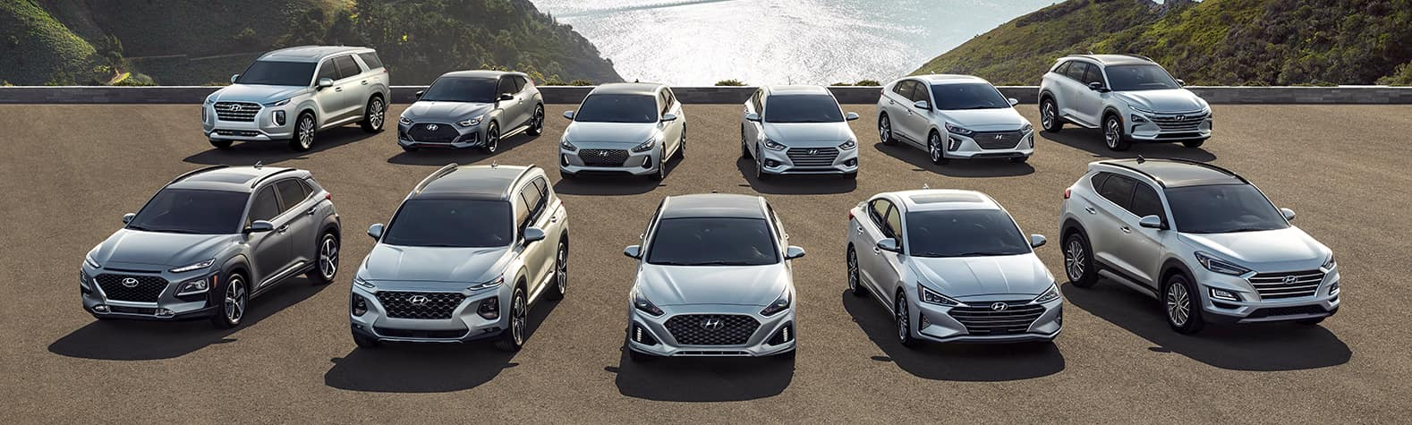 Hyundai New Vehicle Lineup