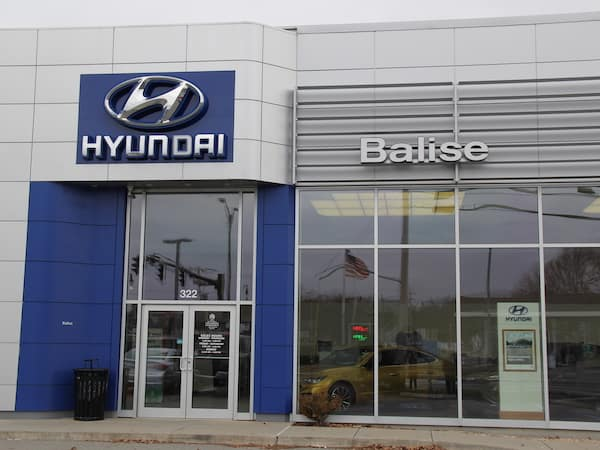 Dealership Photo - Balise Hyundai of Cape Cod