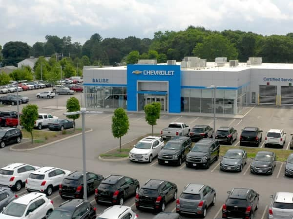 Dealership Image - Balise Chevrolet of Warwick-500x500