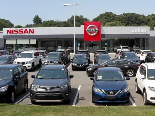 Dealership Image - Balise Nissan of West Springfield-500x500