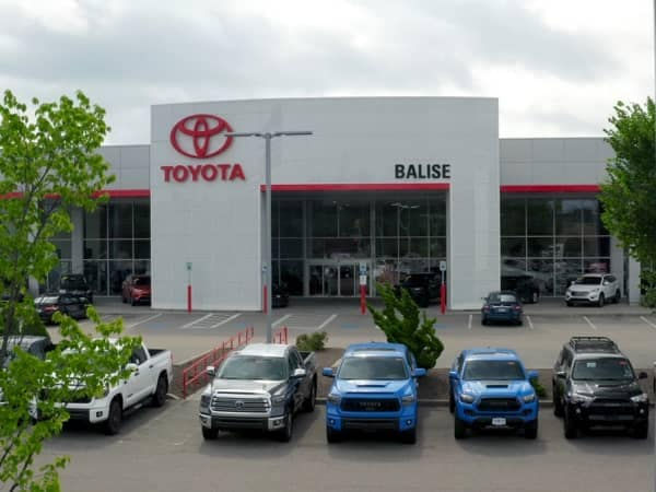 Dealership Image - Balise Toyota of Warwick-500x500