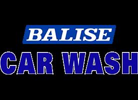 Balise Car Wash Logo