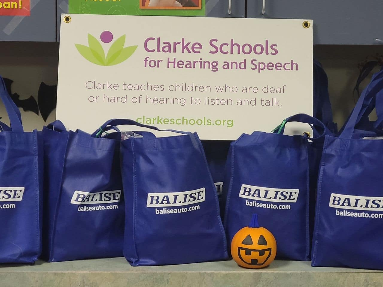 Balise Partners with Clarke Schools