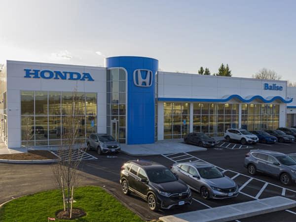 Balise Honda of North Attleboro