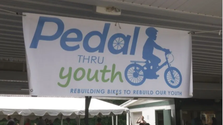 Balise Ford Helps Pedal Thru Youth