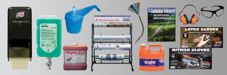 Shop Supplies Products