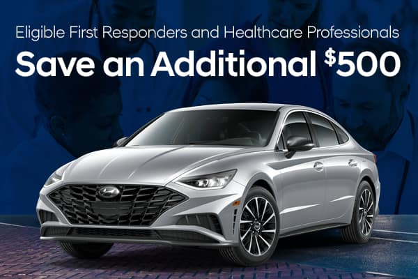 Hyundai First Responders Program