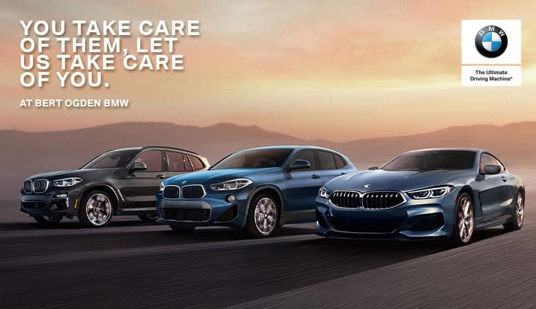 BMW models for educators in McAllen, TX