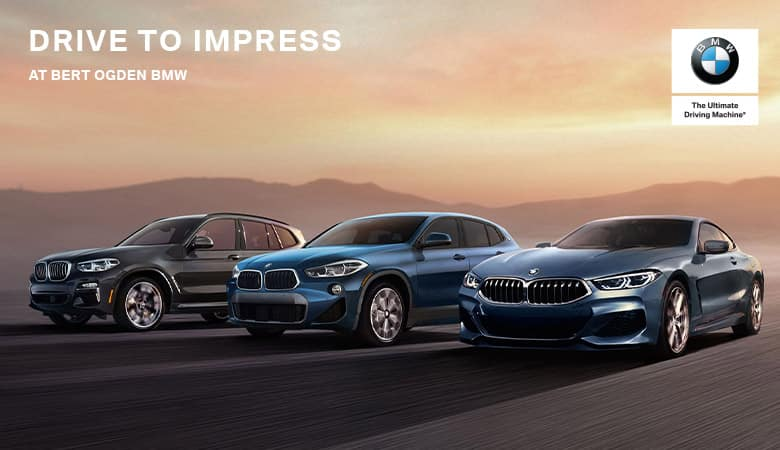 BMW models for those driven to impress in McAllen, TX