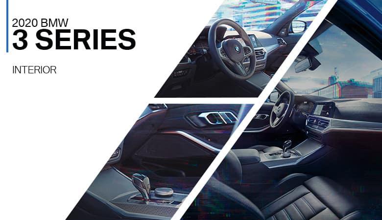 2020 BMW 3 Series Interior | Bert Ogden BMW | McAllen, TX