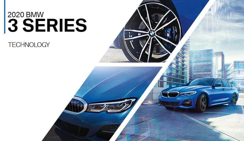2020 BMW 3 Series Technology | Bert Ogden BMW | McAllen, TX