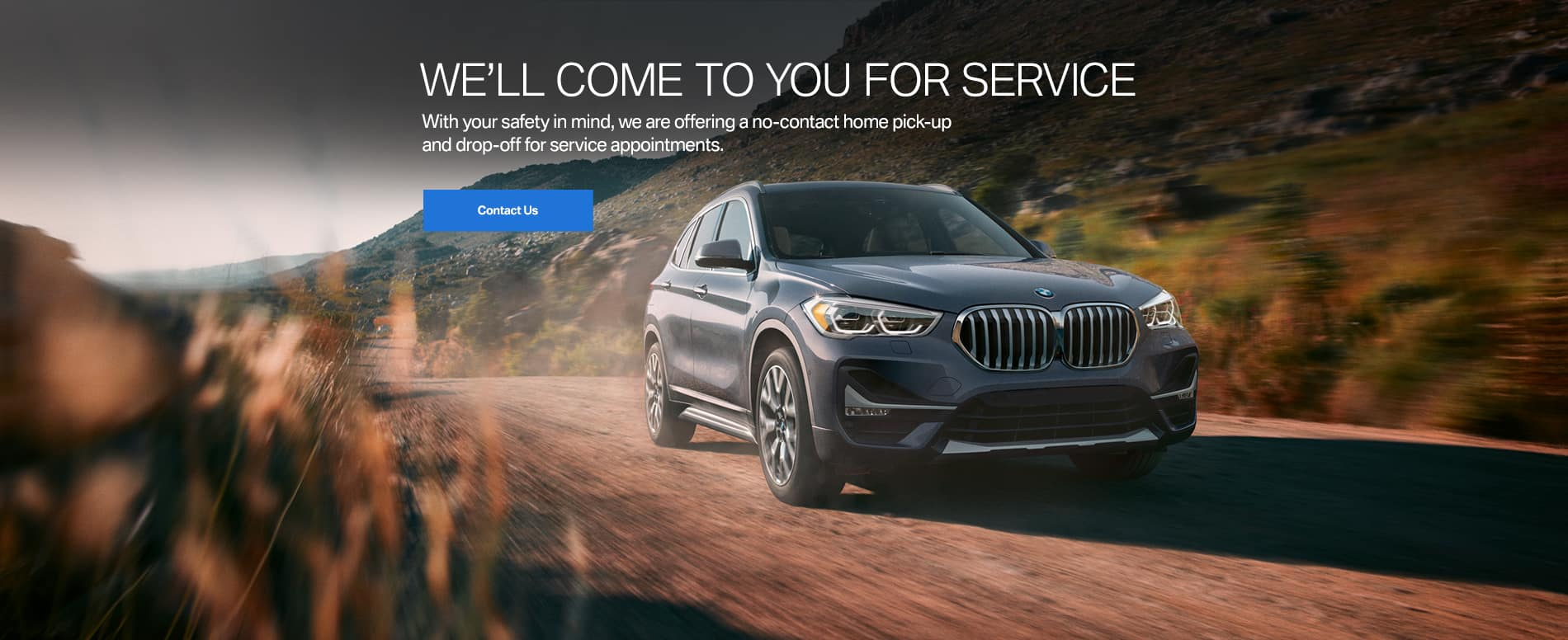 We'll Come To You For Service - Bert Ogden BMW in McAllen, Texas