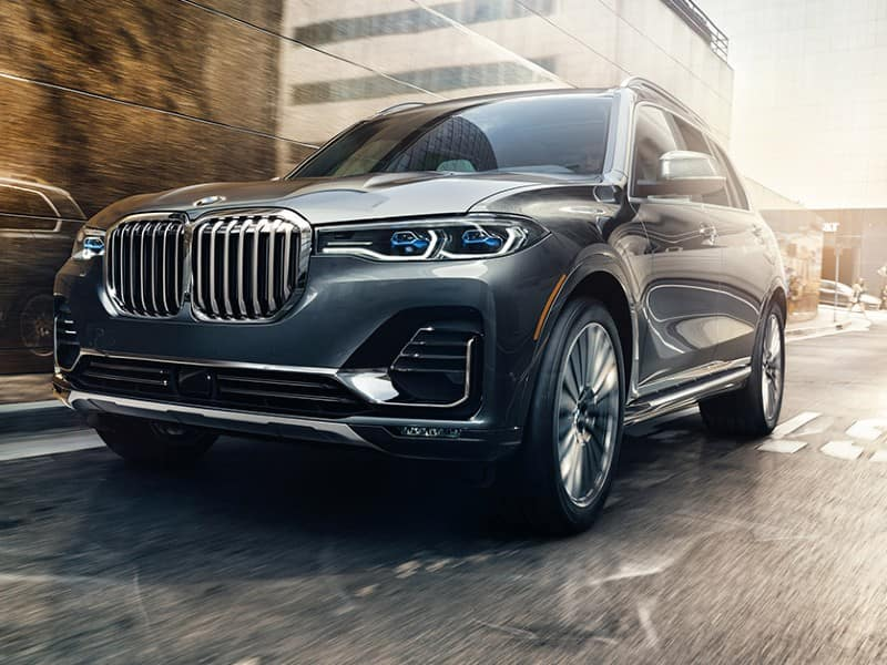 The 2020 BMW X7 - Bert Ogden BMW in McAllen, TX