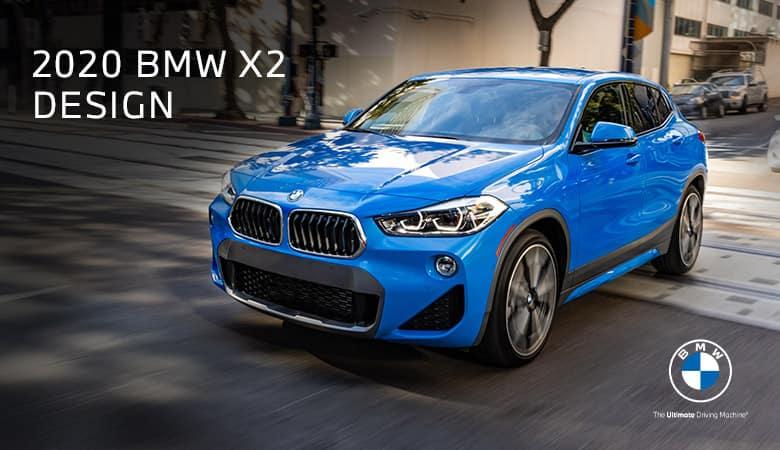 2020 BMW X2 Design | Bert Ogden BMW | McAllen, TX