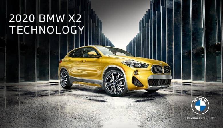 2020 BMW X2 Technology | Bert Ogden BMW | McAllen, TX